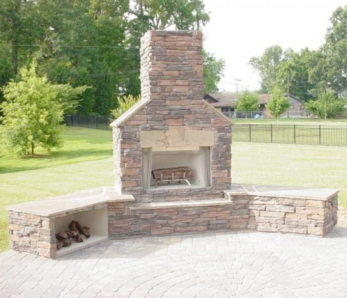 Fireplace Gallery - Fun Outdoor Livi