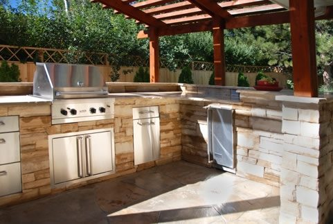 Protecting Outdoor Kitchen Equipment - Landscaping Netwo