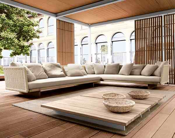 Outdoor Living room Ide