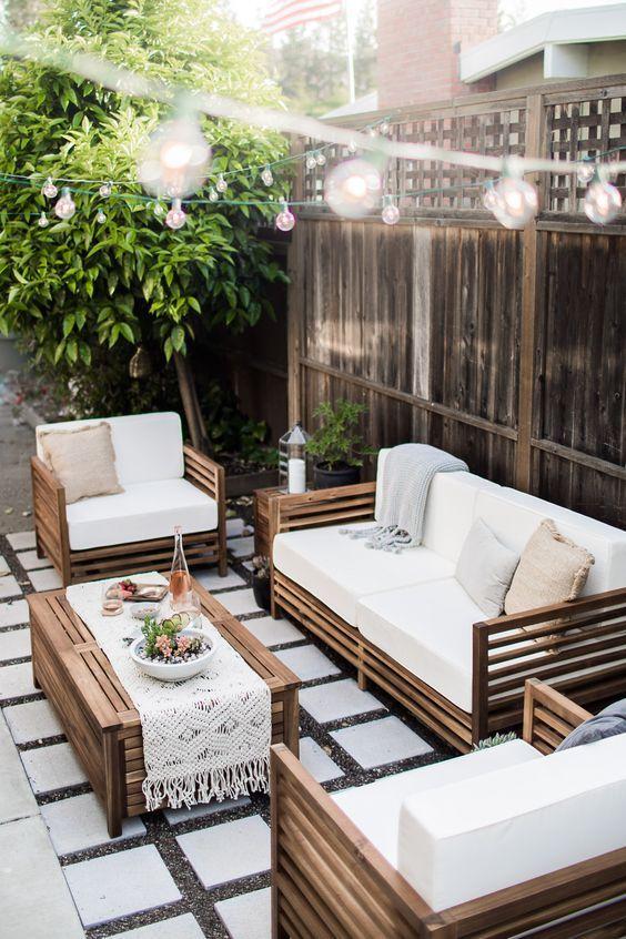 17 Modern Outdoor Spaces | Outdoor living rooms, Indoor outdoor .