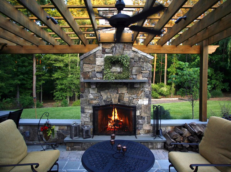 How to Create Stunning Outdoor Living Space   Decorate Id