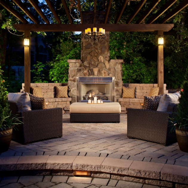 15 Refreshing Outdoor Patio Designs For Your Backya