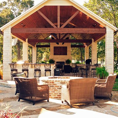 Outdoor Photos Outdoor Kitchens Patios Design Ideas, Pictures .