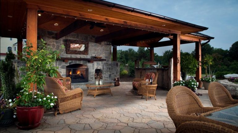 Ideas For Outdoor Patios - Easy Craft Ide