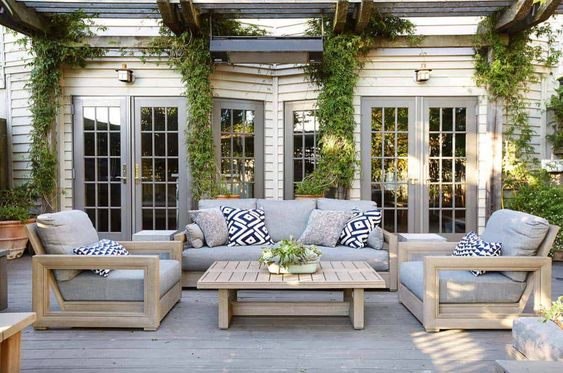 Patio Furniture Ideas for Cozy Outdoor Space | DecorTren