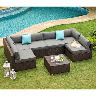Dark Grey Patio Furniture | Wayfa