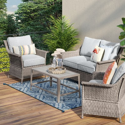 Foxborough Patio Furniture Collection - Threshold™ : Targ