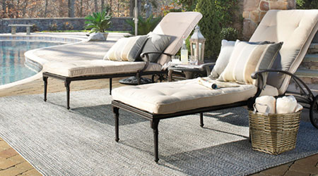 Capel® Outdoor Rugs - Patio Land U