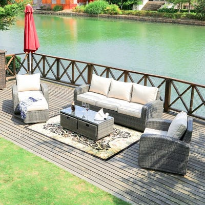 Aluminum Patio Furniture | Find Great Outdoor Seating & Dining .