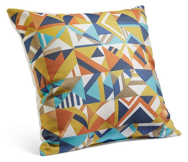 Kaleidoscope Outdoor Pillows - Modern Outdoor Pillows - Modern .