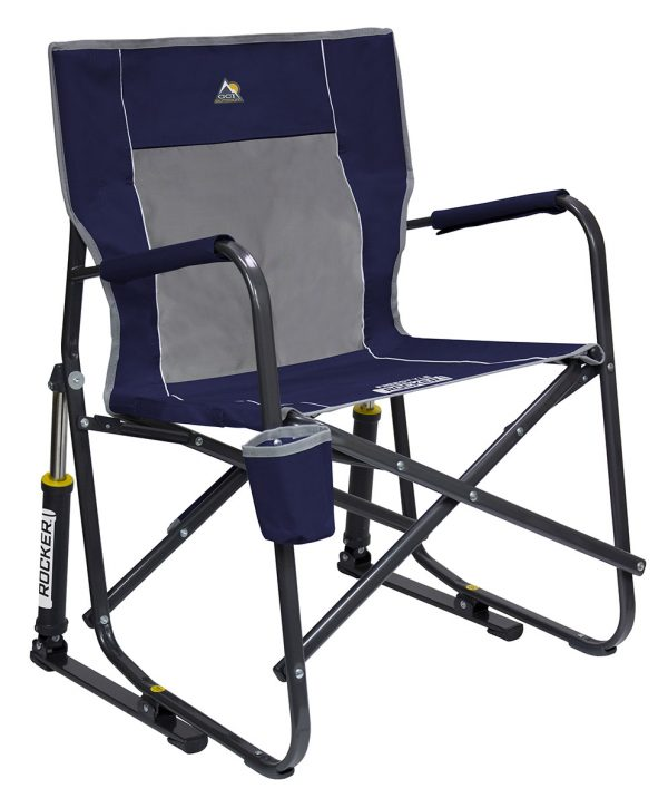 GCI Outdoor Freestyle Rocker | Camping Rocking Chair | GCI Outdo