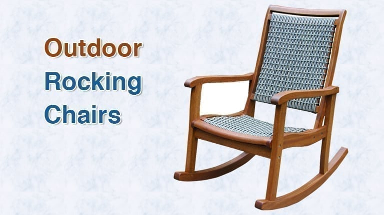 Top 10 Best Outdoor Rocking Chairs That Most Comfort in 20