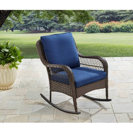 Sale Better Homes and Gardens Colebrook Rocking Chair - 2-Burner .