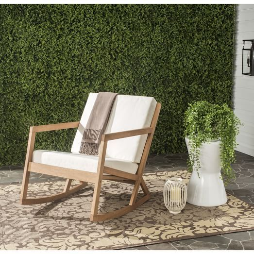 Daily Find | West Elm Vernon Outdoor Rocker - copycatch