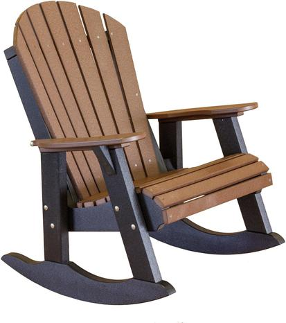 Wildridge Outdoor Heritage Adirondack Rocking Cha