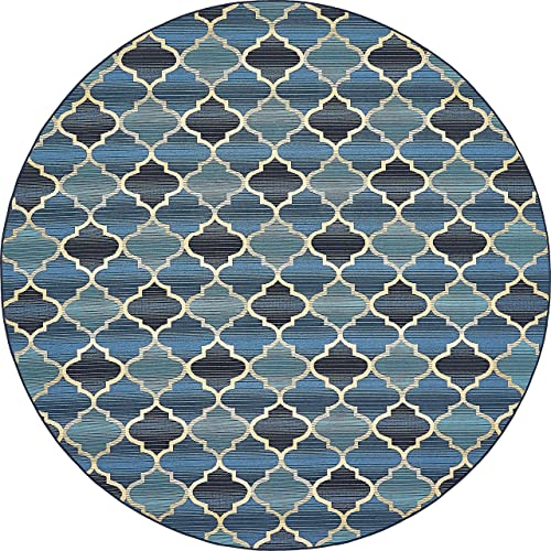 Round Outdoor Rugs for Patios: Amazon.c