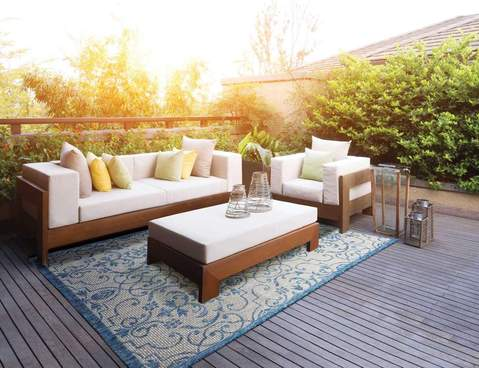 How to Choose an Outdoor Rug for your Porch or Patio – Rug & Ho
