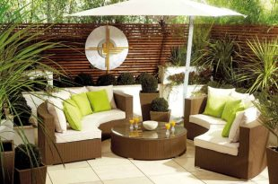 Follow The Latest Craze: Outdoor Settings To Amaze | Lis