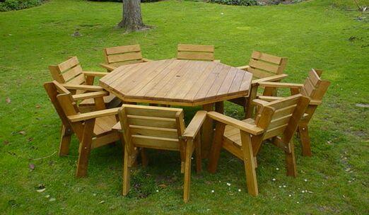 Classic Outdoor Furniture - Outdoor Settin