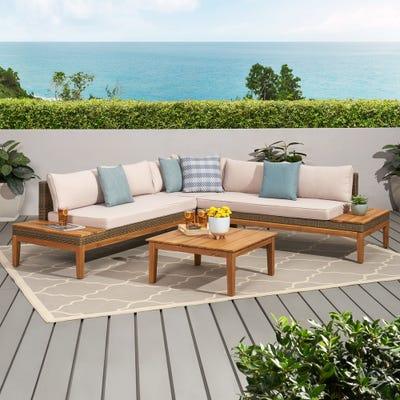 Buy Sectional Outdoor Sofas, Chairs & Sectionals Online at .