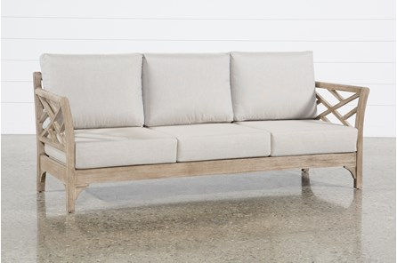 Avignon Outdoor Sofa | Living Spac