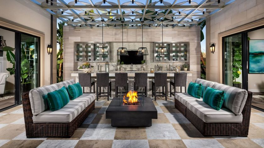 New ideas for outdoor spaces - The San Diego Union-Tribu