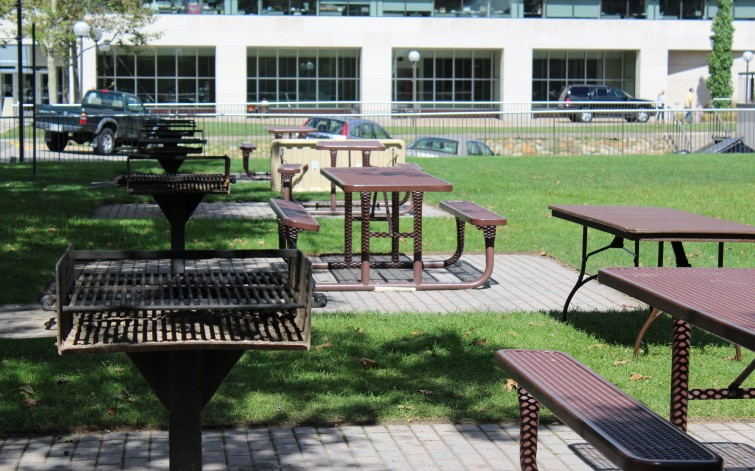 CAC Outdoor Spaces | Division of Student Li