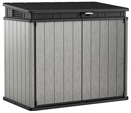 Amazon.com : Keter Elite Store 4.6 x 2.7 Resin Outdoor Storage .