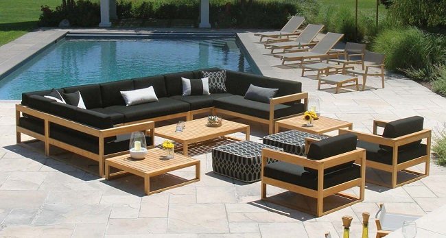 Teak Outdoor Furniture - Since 1977 - Country Casual Te