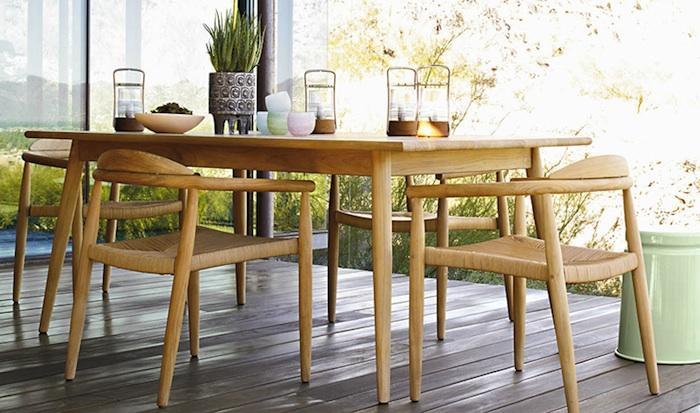 World's Best Outdoor/Indoor Teak Furniture - Gardenis