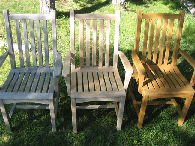 Teak Furniture Care and Maintenan