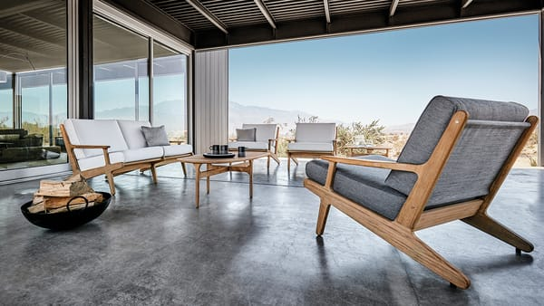 Gloster Teak Furniture: Luxury Designer Outdoor Furniture .