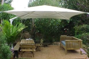 Outdoor Umbrellas & Cantilever Umbrellas | Backyard shade, Outdoor .