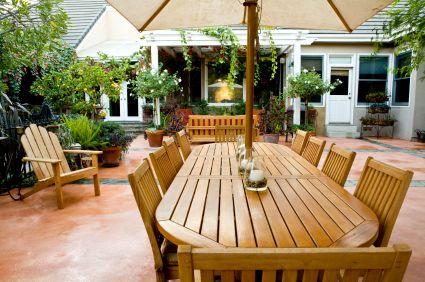 Outdoor Wooden Furniture | Guide to Choosing the Best Wood Furnitu