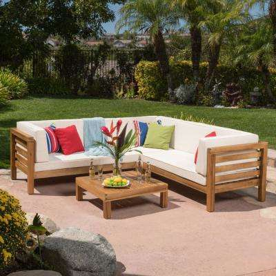 Wood - Noble House - Outdoor Lounge Furniture - Patio Furniture .