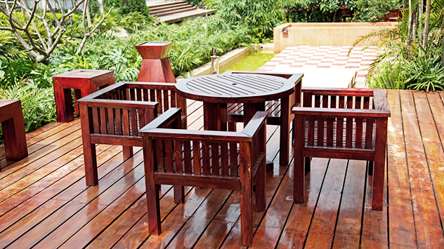 Choosing the Most Durable Wood for Outdoor Furniture | Today's .