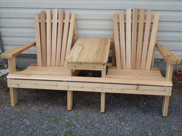 Handcrafted Wooden Outdoor Furniture - Zimmermans Country .
