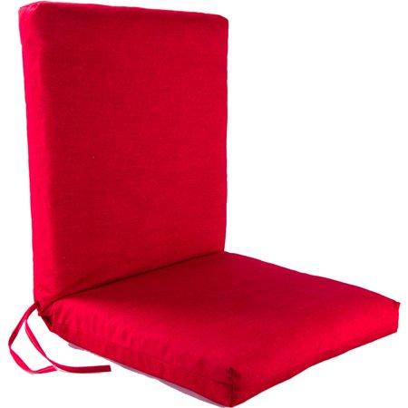 Jordan Manufacturing Outdoor Patio 1-Piece Chair Cushion, Melba .