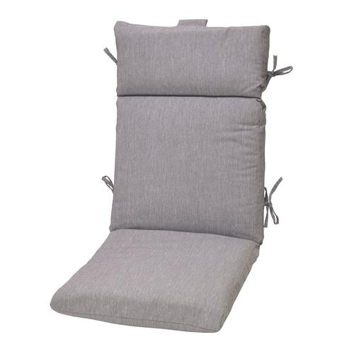 Backyard Creations™ Pacifica Solid High Back Patio Chair Cushions .