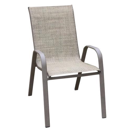 Backyard Creations® Larissa Stack Patio Chair at Menards