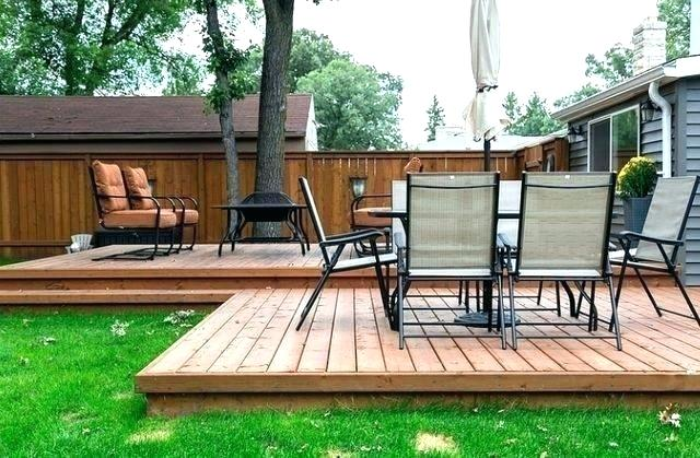 Building A Low Deck Patio Designs – ajutorpentruana.in