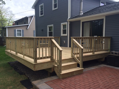 Deck Builders Rochester NY | Deck/Patio Contractor | Webster