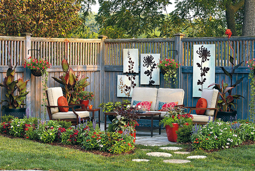 Patio design ideas | Garden Ga