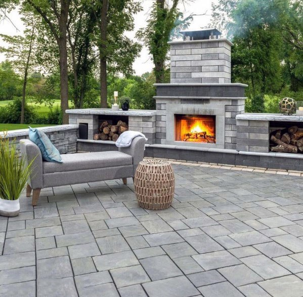 Top 60 Best Paver Patio Ideas - Backyard Dreamscape Desig