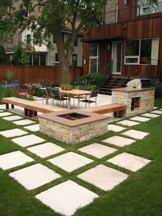 30 Impressive Patio Design Ideas | Backyard patio, Backyard .