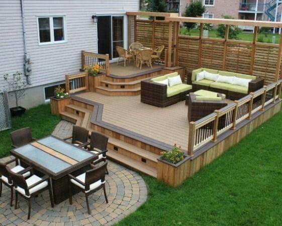 18 Gorgeous Outdoor Patio Design Ideas - fancydeco