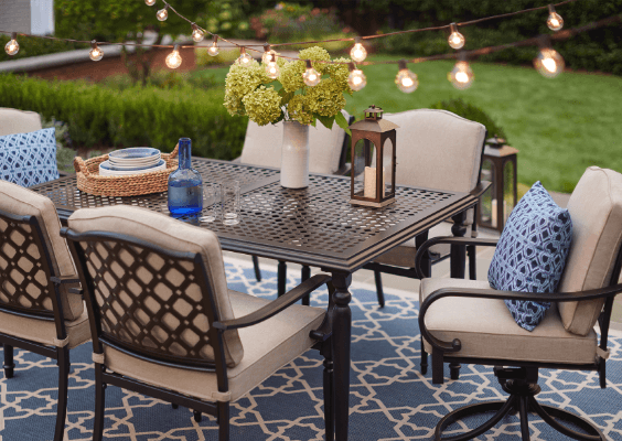 Patio Dining Furniture - Patio Furniture - The Home Dep