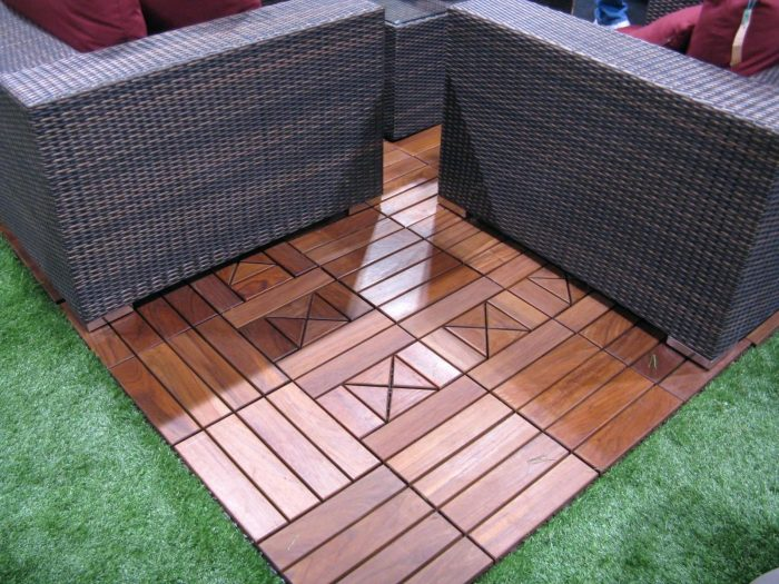 19+ Cheap & Awesome Patio Floor Ideas for Outdoor » Jessica Past