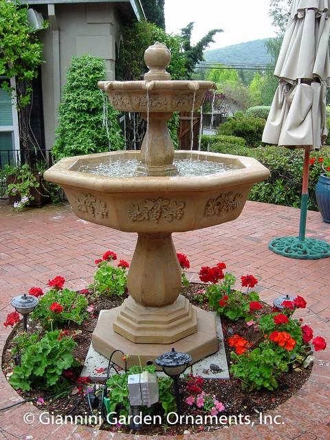 Garden Fountains - Mediterranean - Patio - San Francisco - by .