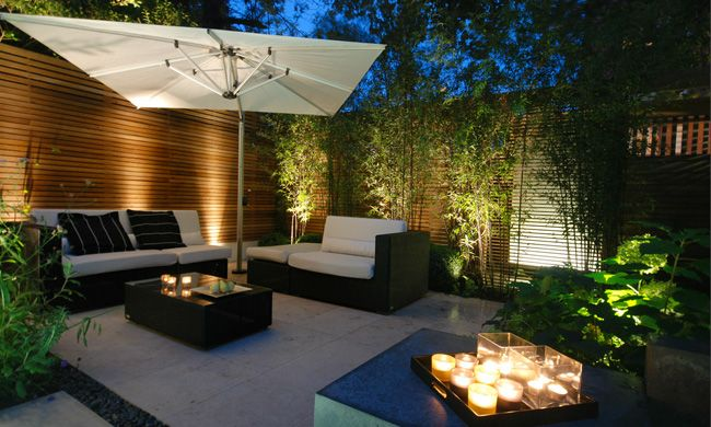 Home Garden Design Ideas with Patio Part Of Architecture: patio .
